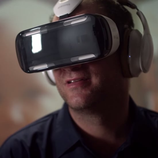 Man Watches Wife Give Birth With Virtual-Reality Headset