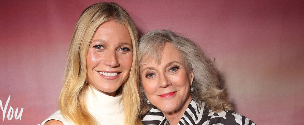 Gwyneth Paltrow Has an Adorable Night Out With Her Mom Ahead of Mother's Day