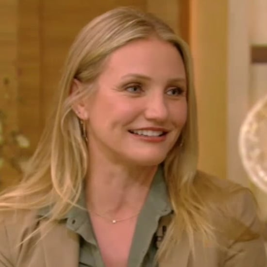 Cameron Diaz Talks About Benji Madden April 2016 | Video