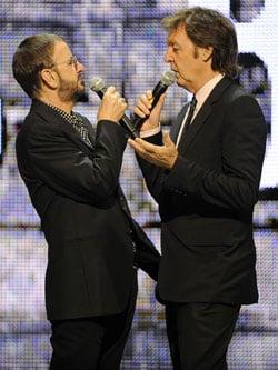 Sugar Bits — Paul and Ringo Launch Beatles Rock Band