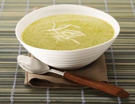 Healthy Vegetarian Recipe For Broccoli Cheese Soup