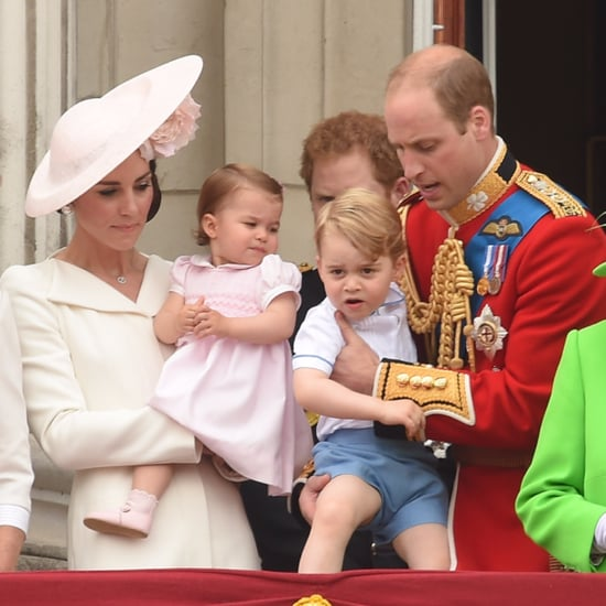 The Royal Family's Trooping the Colour 2016 Style