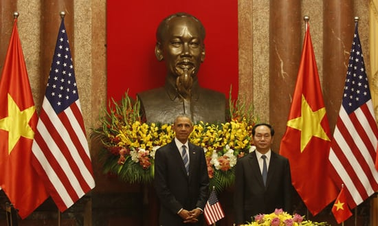 Obama Lifts Ban on Deadly Weapon Sales to Vietnam
