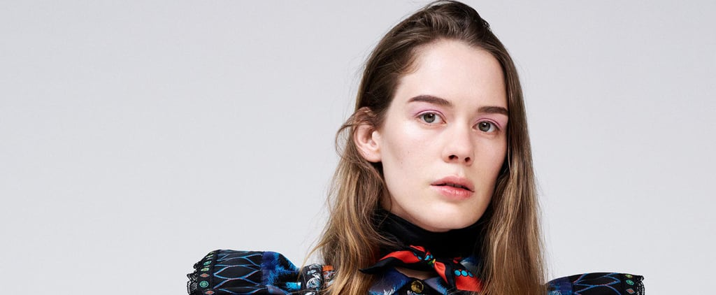 Feast Your Eyes on the First Dress From the H&M x Kenzo Collaboration