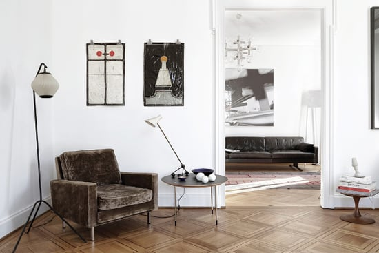 Design Sleuth: Metal Clips as Art Holders