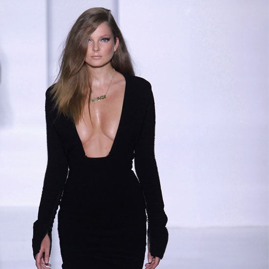 The 25 Sexiest Runway Looks From Paris Fashion Week 2012 Spring Summer Season: Kanye West, Isabel Marant, Balmain & more!