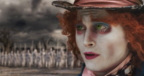 The Mad Hatter's Father Plays a Big Part in 'Alice in Wonderland 2'