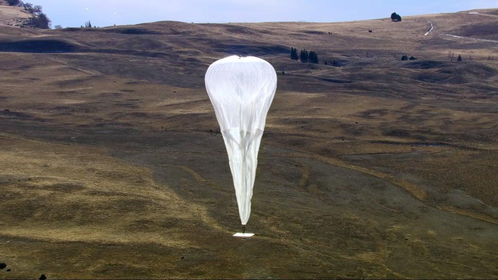 A Balloon-Powered Internet