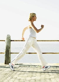 Running Tip: Walk for Your Cool Down
