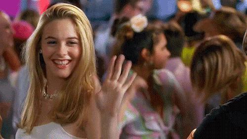 Oh hey, fellow blonde!
