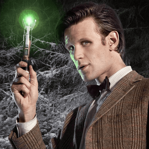 Doctor Who Sonic Screwdriver Invented