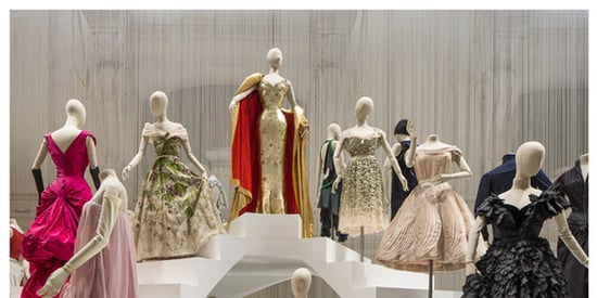 300 Years Of Fashion At A Museum Exhibit In Paris