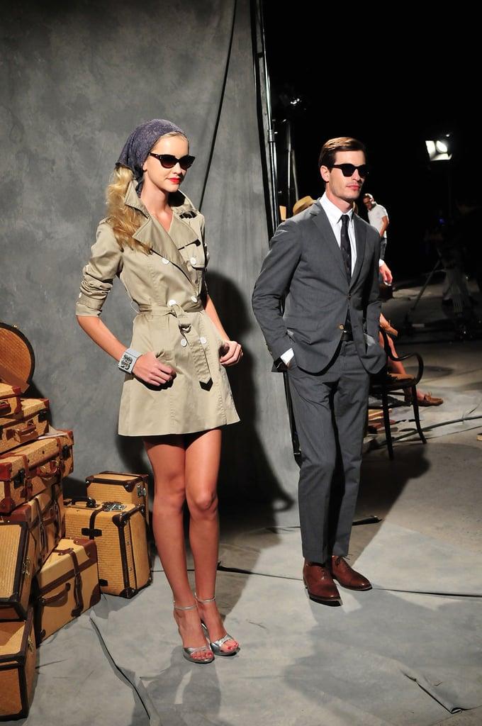 2011 Spring New York Fashion Week: Gant by Michael Bastian