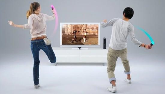 PlayStation Move Sales