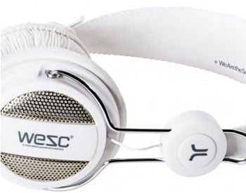 WESC Winter and Seasonal Headphone Collection