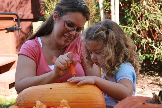 Is Pumpkin Carving Part of Your Family Tradition?