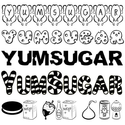 10 Fonts That Will Make You Hungry
