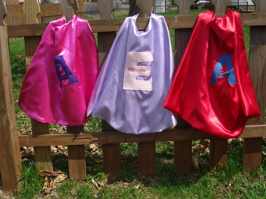 Kid Kapers Personalized Capes