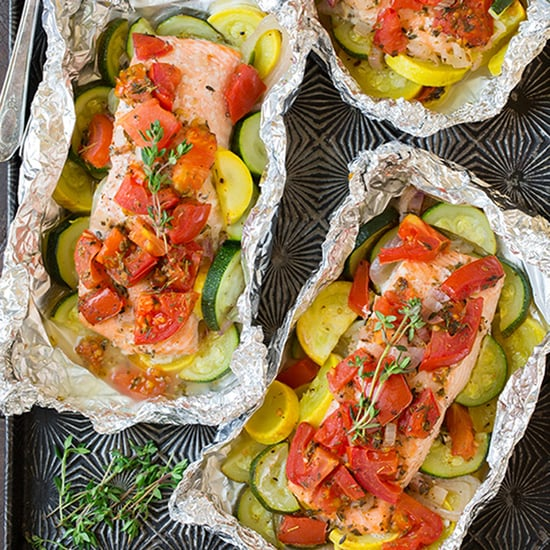 Tinfoil Dinner Camping Recipes