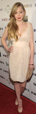 Portia Doubleday at Youth in Revolt Premiere