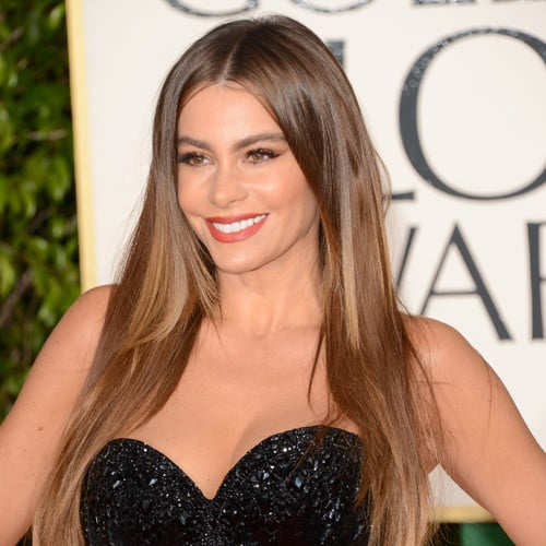 Sofia Vergara at the Golden Globes 2013 | Pictures