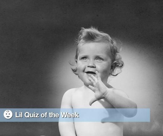 Lilsugar Quiz of the Week