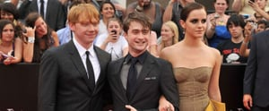 See the Harry Potter Cast Grow Up Right Before Your Eyes