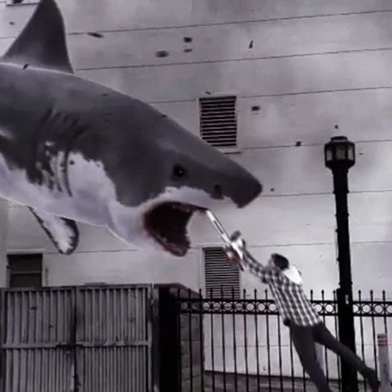 Celebrity Twitter Reactions to Sharknado | Video