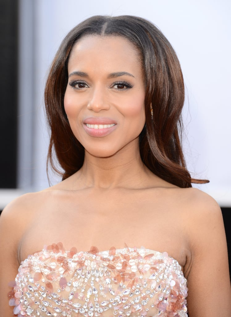 Kerry Washington's Makeup