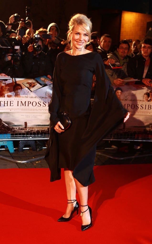 Naomi Watts and Ewan McGregor Bring The Impossible to London