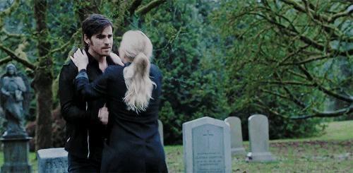 Until Zeus sends Hook back to where he belongs . . . in Emma's loving arms.