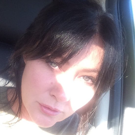 Shannen Doherty Shared Pics Of Her Shaved Head On Instagram As She Fights Cancer