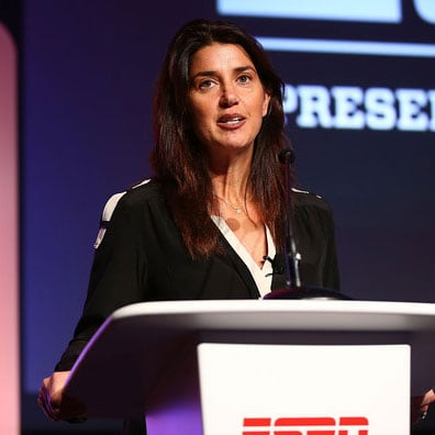 Meet the Founder of espnW, the Biggest Sports Site For Women, By Women