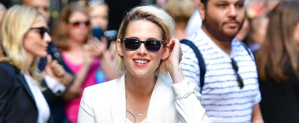 Fun Fact: It's Nearly Impossible For Kristen Stewart to Not Look Cool