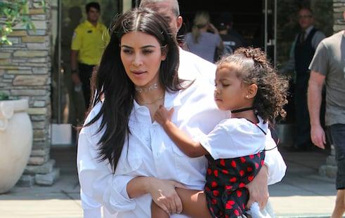 Kim Kardashian Gives an Adorable and Impressive Update on Saint West
