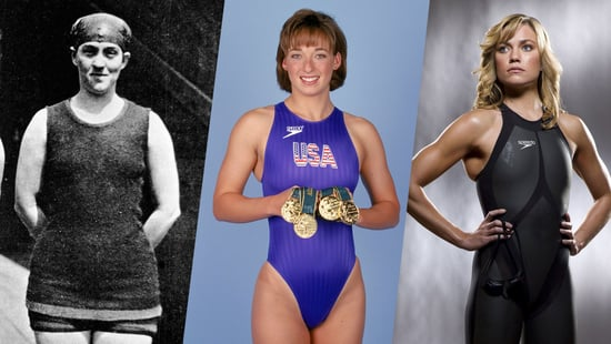 Sexism, Silk, and Shark Skin: Witness the Evolution of Olympic Swimwear