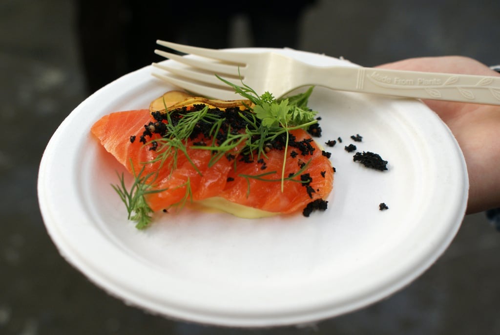 Cured Ocean Trout