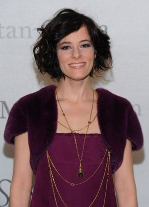 Parker Posey Is a Fan of Ashtanga Yoga