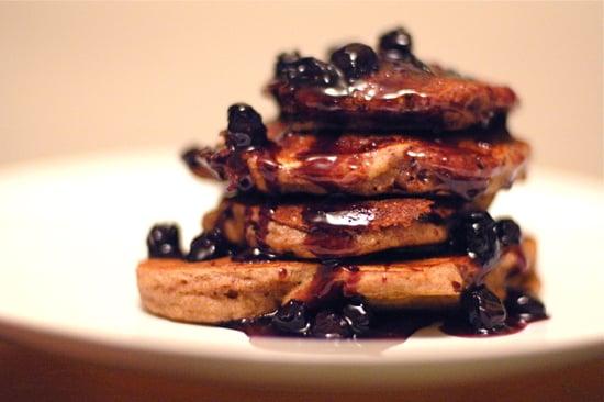 Cooking the Cover: Bon Appétit's Blueberry Pancakes