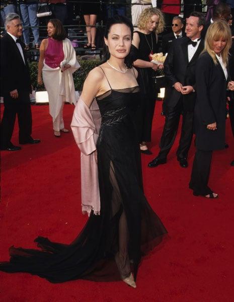 Angelina Jolie at the 2000 SAG Awards