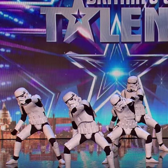 Britain's Got Talent Stormtrooper Dance