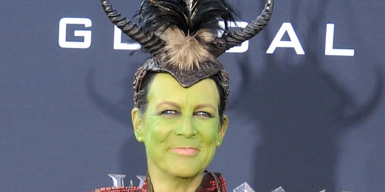 Jamie Lee Curtis Dressed As An Orc Tops Our Most Outrageous Outfits List