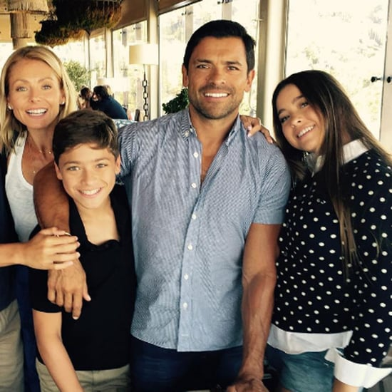 Mark Consuelos Quotes About Making Marriage Work August 2016