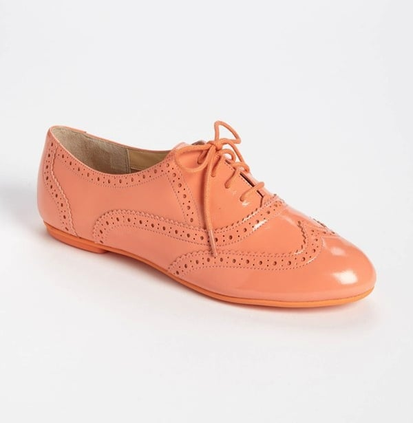 These Cole Haan Timpkins oxfords ($178) scream Summer fun, and also come in mint green and beige.