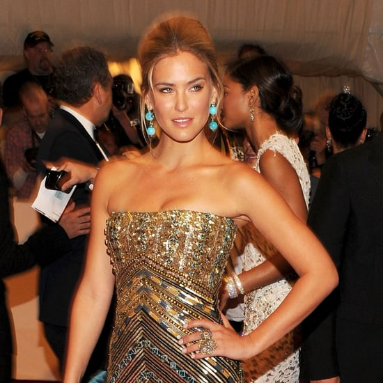 Pictures of Bar Refaeli at Met Gala