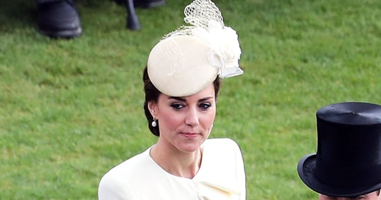 Duchess Kate Middleton Whips Out One of Her Most Memorable Ensembles for Garden Party