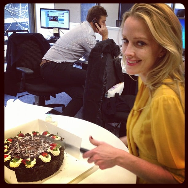 Happy birthday to our account manager Sam!