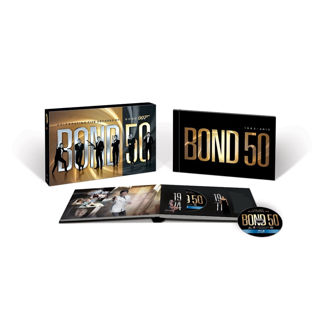 Bond 50: The Complete 22-Film Collection
