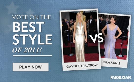 Best Red-Carpet Looks of 2011
