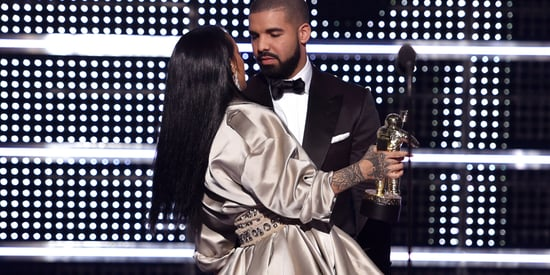 Twitter Got To Work After Drake And Rihanna's Kiss At The MTV Video Music Awards